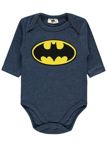 Batman Body Lacivert